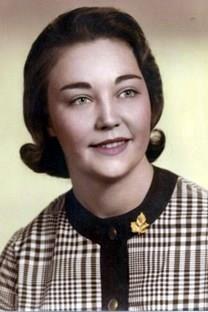 Rhonda Lou McMillan Sparks obituary photo