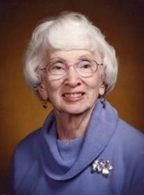 Anne Robertson Caudill obituary photo