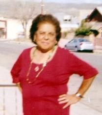 Pauline Vigil Perez obituary photo