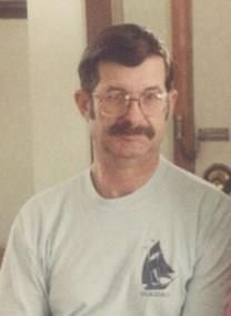 Frank Earl Riech obituary photo
