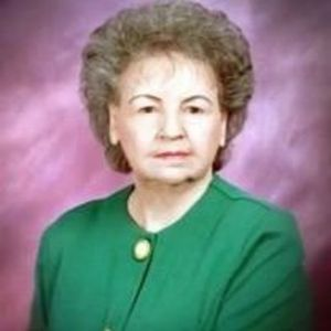 Hazel Virginia Farmer