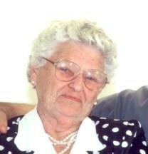 Eleanor Dubicki obituary photo