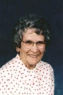 Clara M. Mohler obituary photo