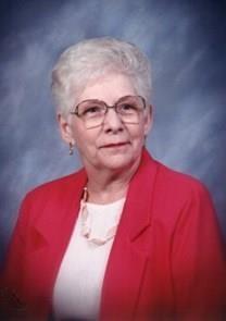 Barbara F. Scarborough obituary photo