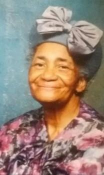 Mary Florence Bannon obituary photo