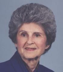 Sara Jewell Southwell Higgison obituary photo