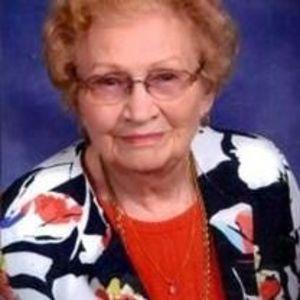 Mary Nancy Stewart