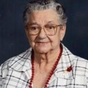 Ruth Elva Morris