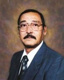 Alejandro Francisco Arellano obituary photo