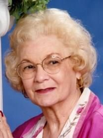 Lucy Florence Youell obituary photo