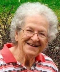 Betty Lee Jenkins obituary photo