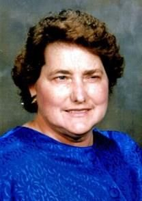 Mildred Lucille McCoy obituary photo