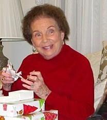 Frances Elizabeth Johnson obituary photo
