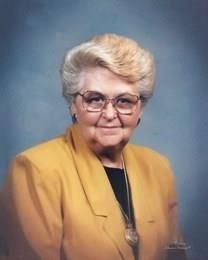 Verla May Crisp obituary photo