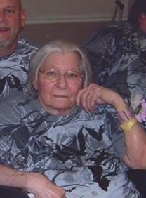 Shirley Lee Matherly obituary photo