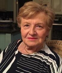 Mildred Tanel Hudolin obituary photo