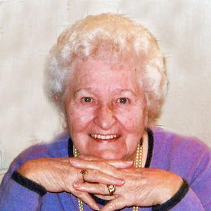 Eleanor May Batchelor Obituary Photo