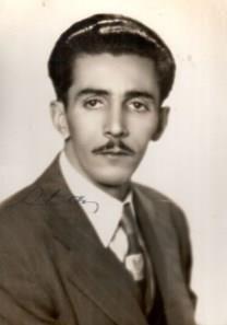 Antero Marrero obituary photo