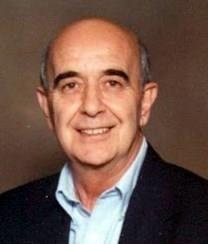 Antoine J. Dube, obituary photo