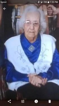 Ethel Louise Straley obituary photo