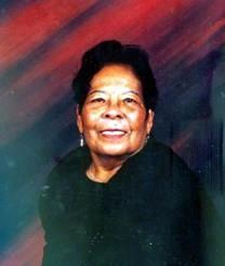 Bea Agatha Headley obituary photo