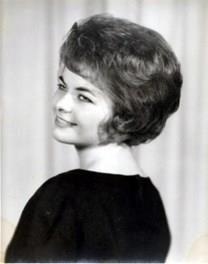 Judy Ann Bagwell obituary photo