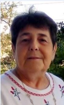 Arlene Bergen obituary photo