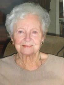 Joan Doreen Welch obituary photo