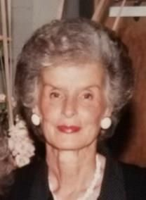 Dorothy Temple Stiegler obituary photo