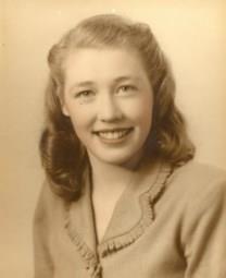 Marie Theresa Gallagher obituary photo