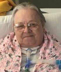 Christine Ann Hold obituary photo