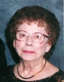 Anna Celestine Hamberger obituary photo