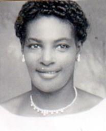 Fay Una Jonas obituary photo