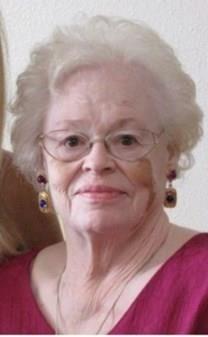 Paula Schultz obituary photo