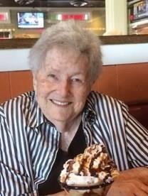 Frances Schmid obituary photo