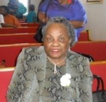 Georgia Rose Redden obituary photo