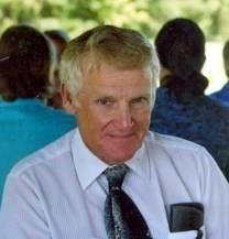Thomas Edward Cash obituary photo