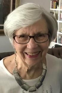 Nancy Moore Mapes obituary photo