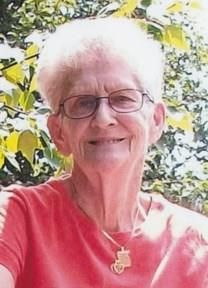 Norma Ward Johnson obituary photo