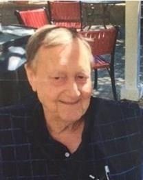 John Sherman Dolister obituary photo