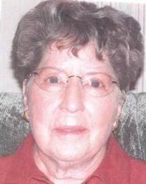 Ellen Catherine JONES obituary photo