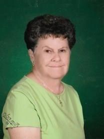 Evelyn Morrison obituary photo