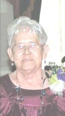 Doris Erlene Gravley obituary photo
