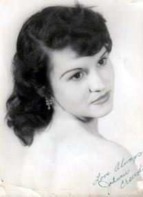 Johnnie Ruth Crowder obituary photo