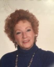 Vanette Hopkins obituary photo