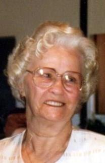 Patsy Margarette Erdman obituary photo