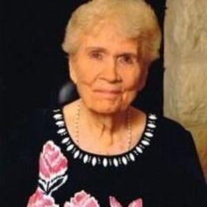 Mildred Lorene Reed