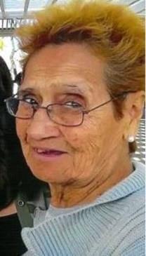 Carmen Barron obituary photo