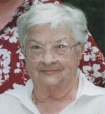 Marjorie Anne Congdon Bennett obituary photo