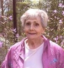 Betty M. Pressley obituary photo